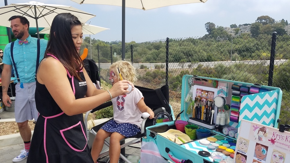 Carlsbad-nextmed-medical-doctor-clinic-med-physician-medcenter-health-center-event-kid-face paint-fun